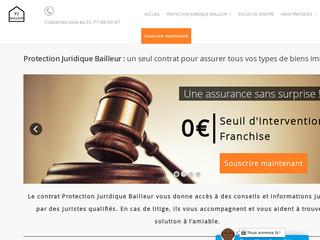 Protection juridique bailleurs prot gez vos biens for Protection juridique axa