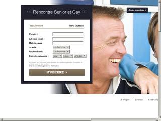 rencontre gay senior à Tourcoing