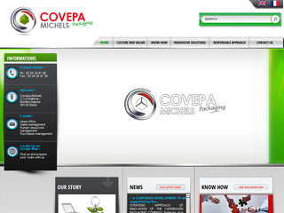 Covepa Michels Packaging - Créateur de conditionnement publicitaire
