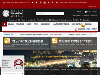 Formation Trading Forex - Ecole Trading - Devenir Trader Pro